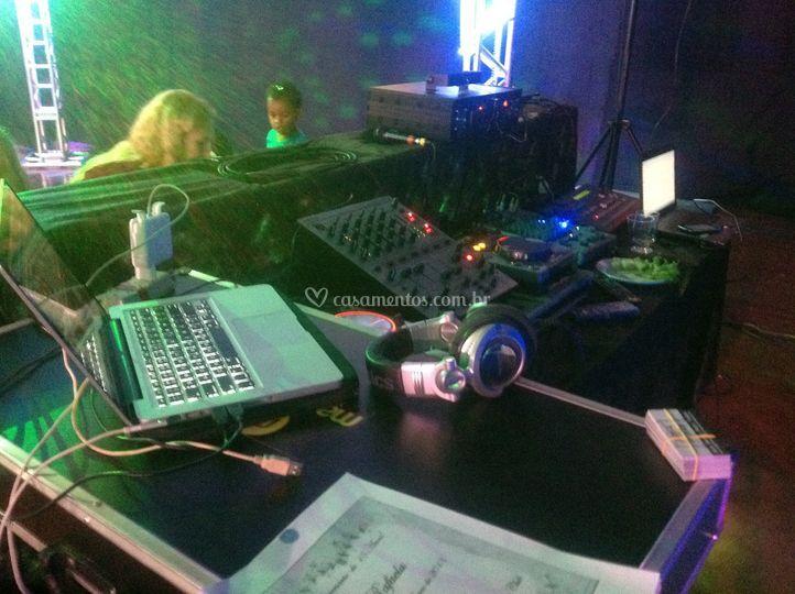Equipamentos de DJ