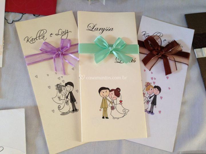 Convite Casamento 0103