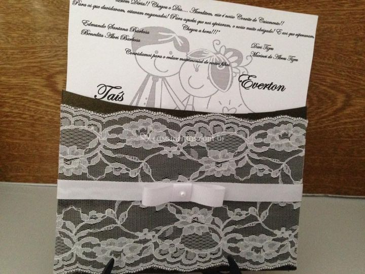 Convite Casamento 0111