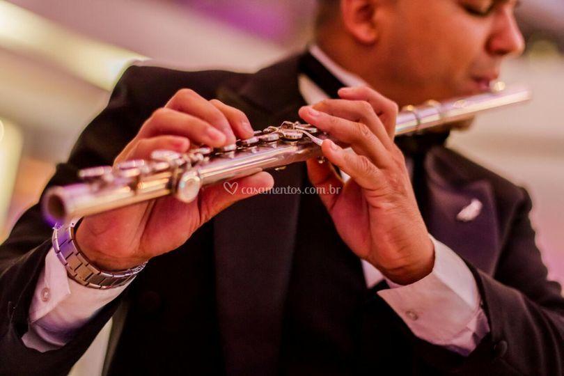 Flauta Trasnversal