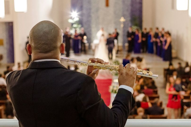 Fernando Clarinadas para Noiva