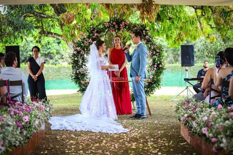Casamento de Lu e Alessandro
