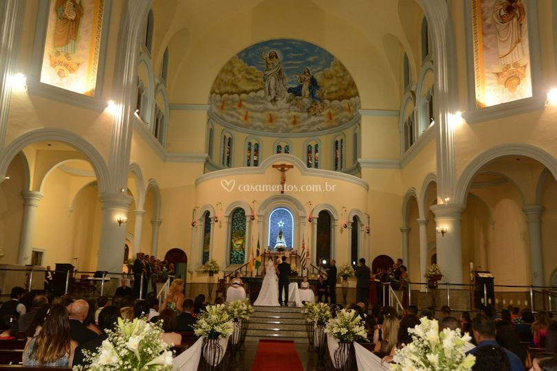 Kelly e Vitor - Catedral-Penha