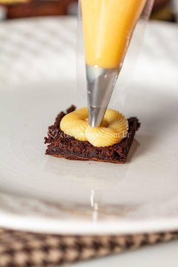 Bem Casado Brownie