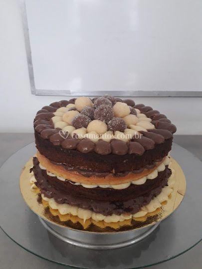 Neck cake casadinho