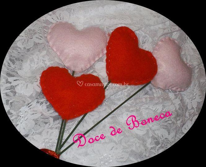 Buque de corações