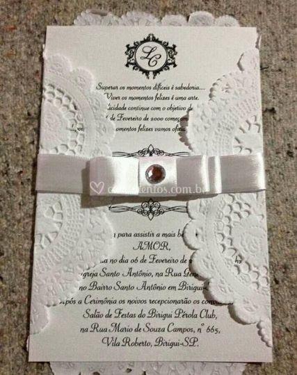 Convites Delicada