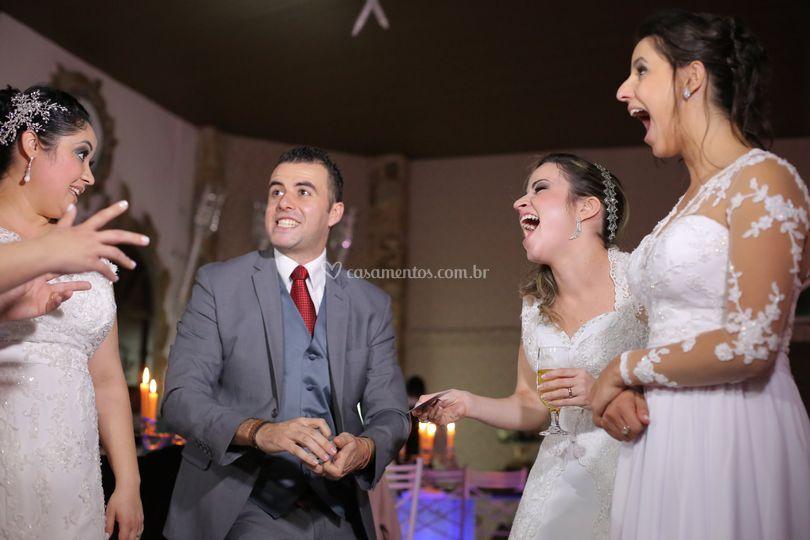 Mágico para casamento
