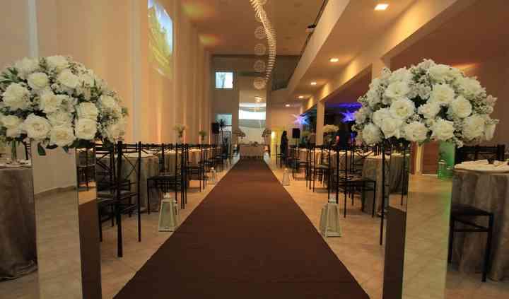 Salão capacidade 300 pessoas
