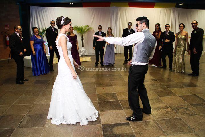 Uma Dança!!!