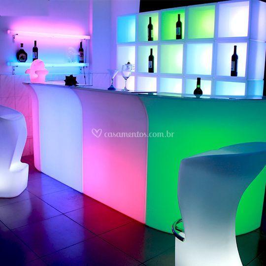 Bares de LED