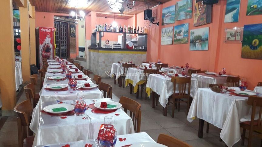 Restaurante Sabores do Brasil
