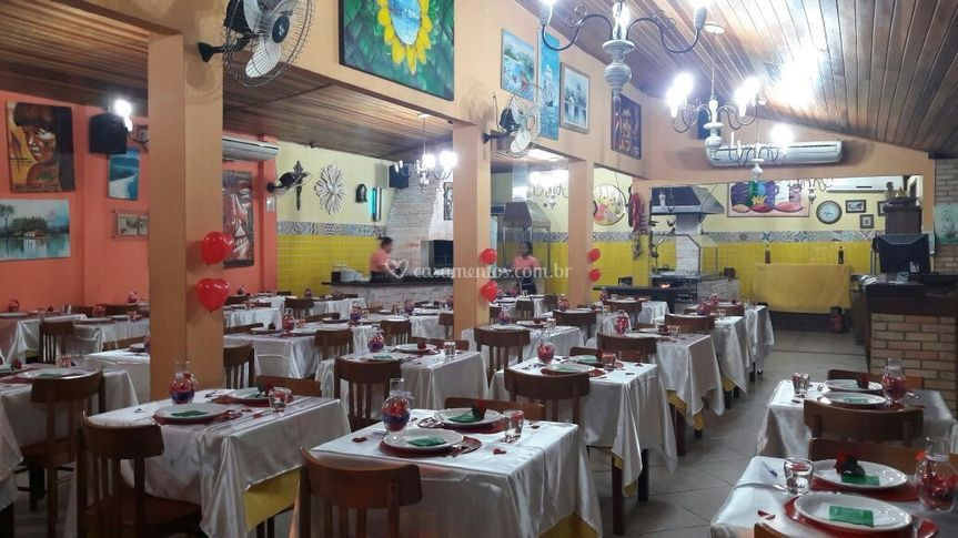 Restaurante Sabores do Brasi