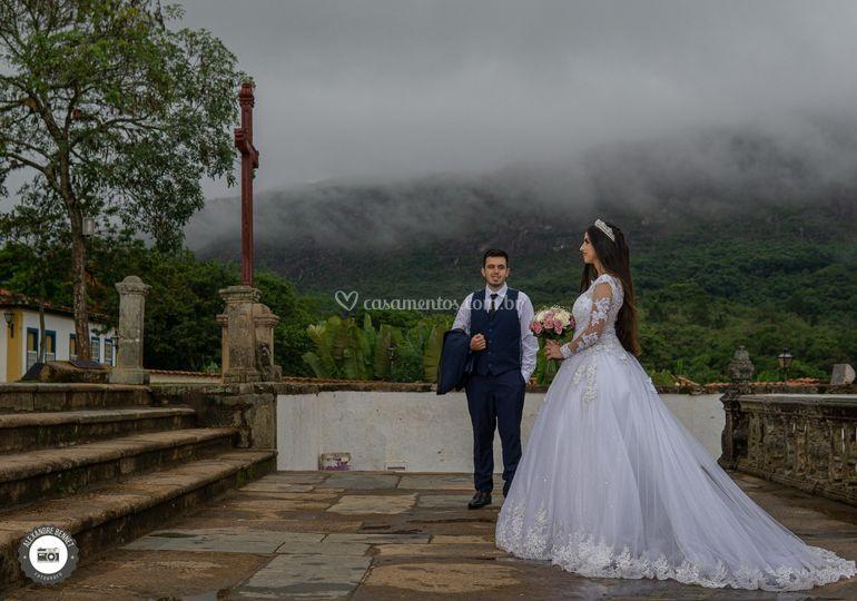 Pós wedding em Tiradentes