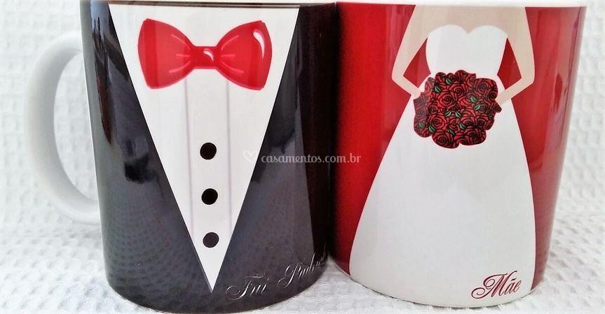 Caneca Personalizada Casamento
