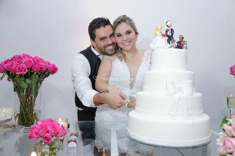 Marcela e Paulo