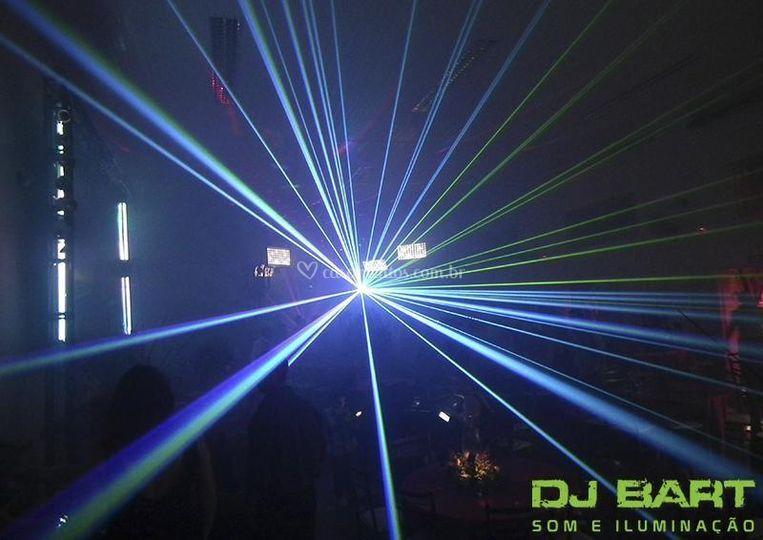 Efeitos Especiais - Laser 4k