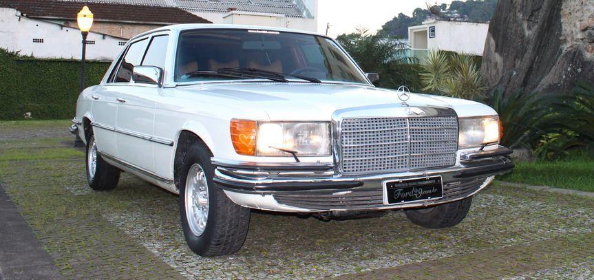 Mercedes Benz presidencial