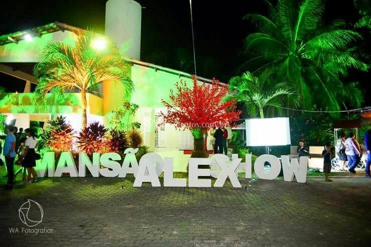 Mansão Alex Show Buffet