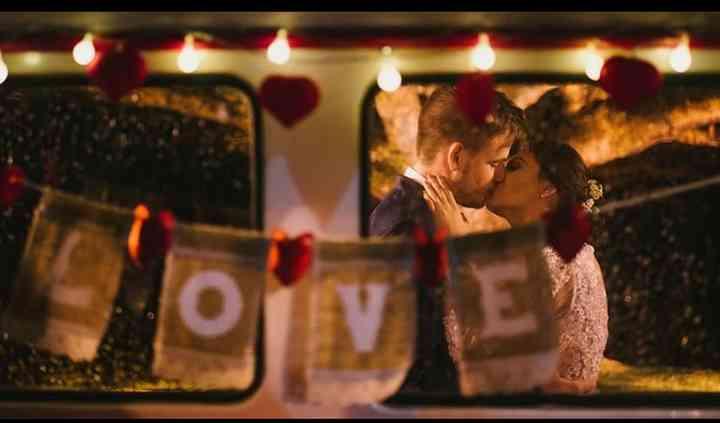 Beijo na janela