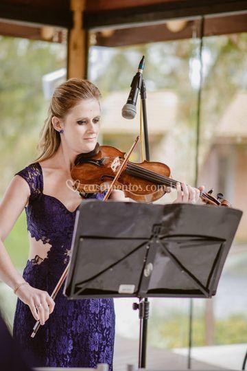 Violinistas para cerimonia