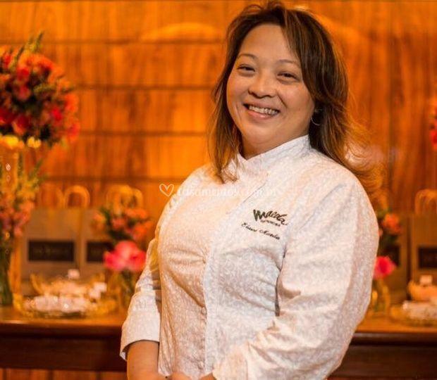 Chef Elaine Maeda