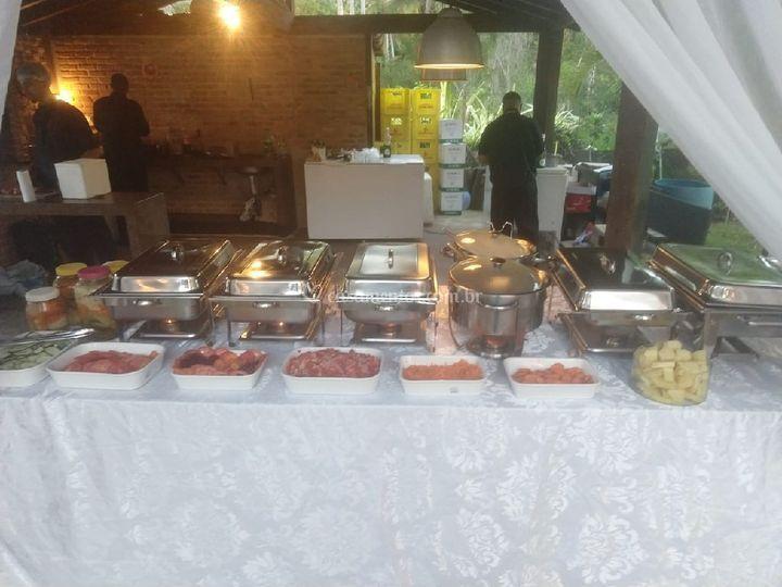 Star Festas Vix Buffet
