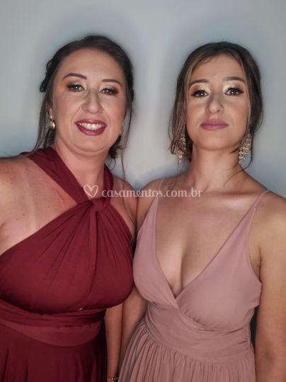 Mãe e Irmã da Noiva