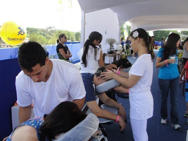 Massagens para eventos