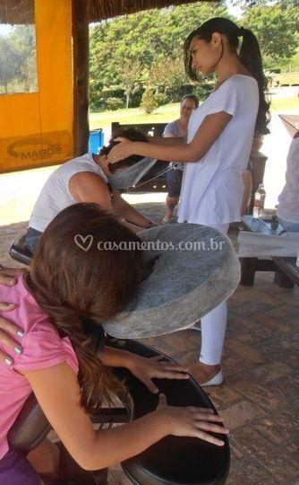 Massagens para casamentos