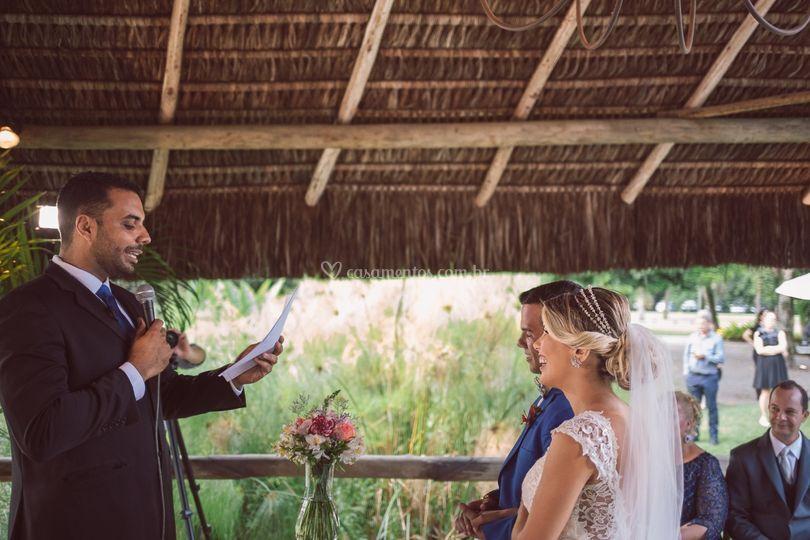 Celebrante de Casamento RJ