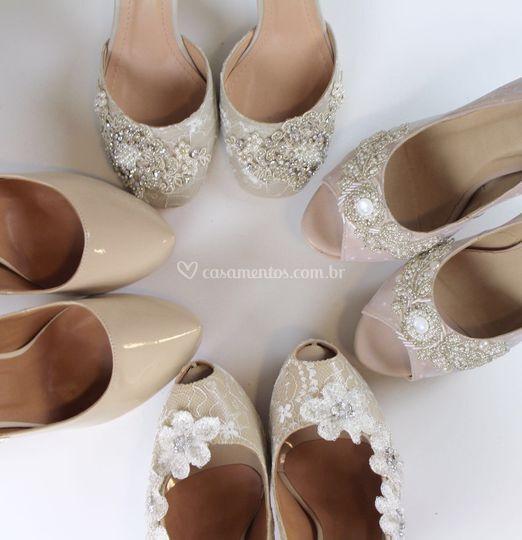 Nina's Brides