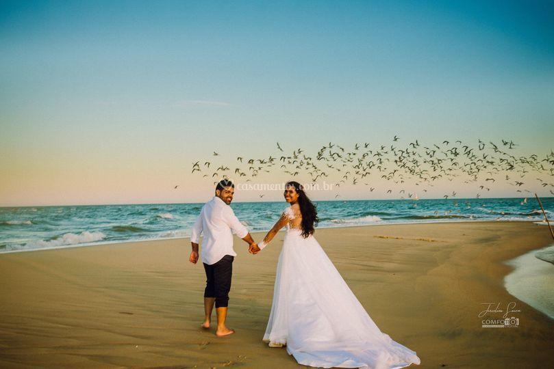 Mayla + Carlos  Pós wedding
