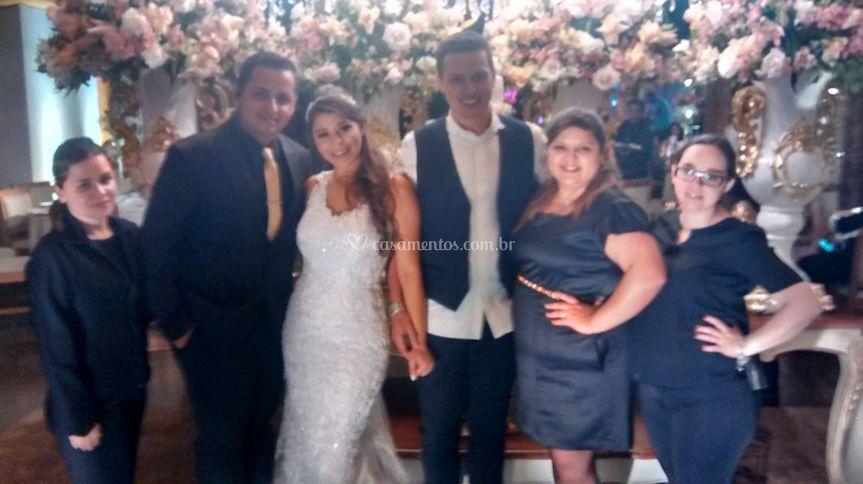 Casamento Sabrina e Matheus