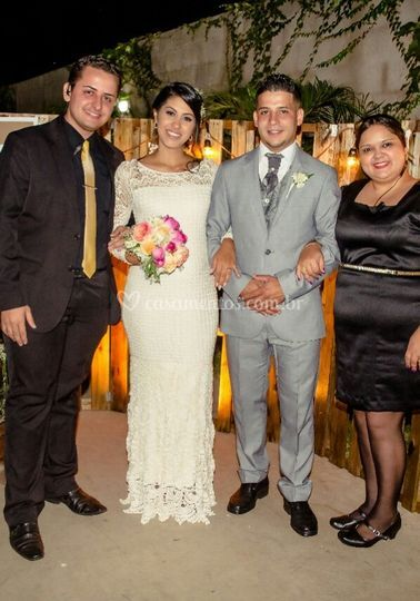 Casamento Thayane & Deivid