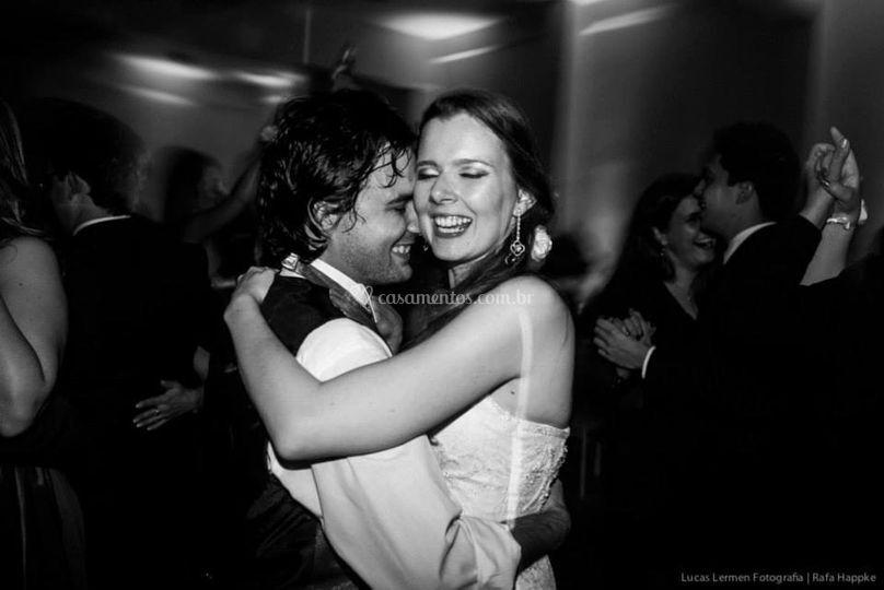 Primeira dança de casamento