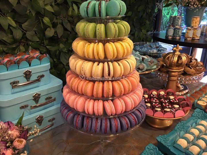 Torre de Macarons 2