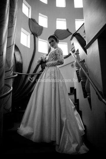 Noiva - Casamento de dia