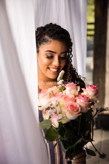 Casamento ao ar livre - SP