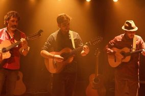 Serra Acima Trio