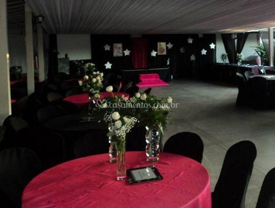 Salão de casamento