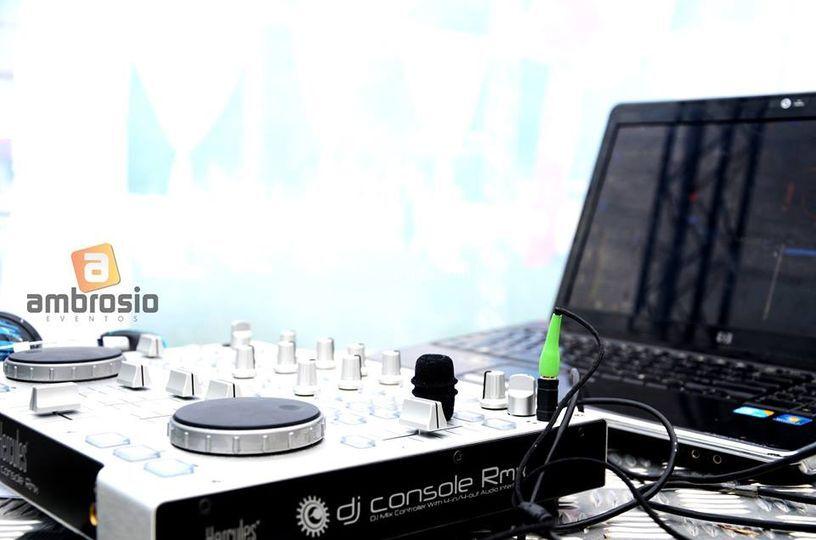 Disco joquey - dj