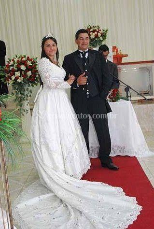 Elegância para o seu casamento