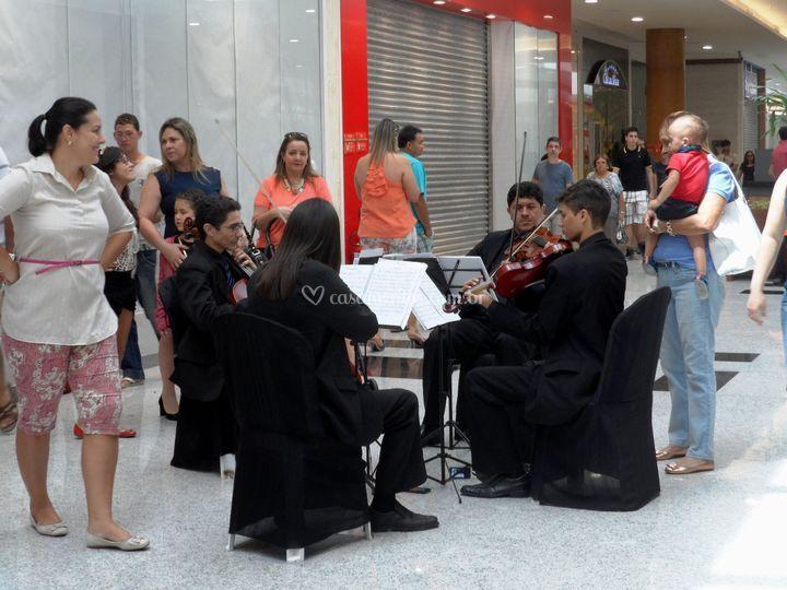 Inauguração do Natal Shopping