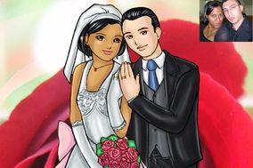 Fabio Shin - Caricatura em Mangá
