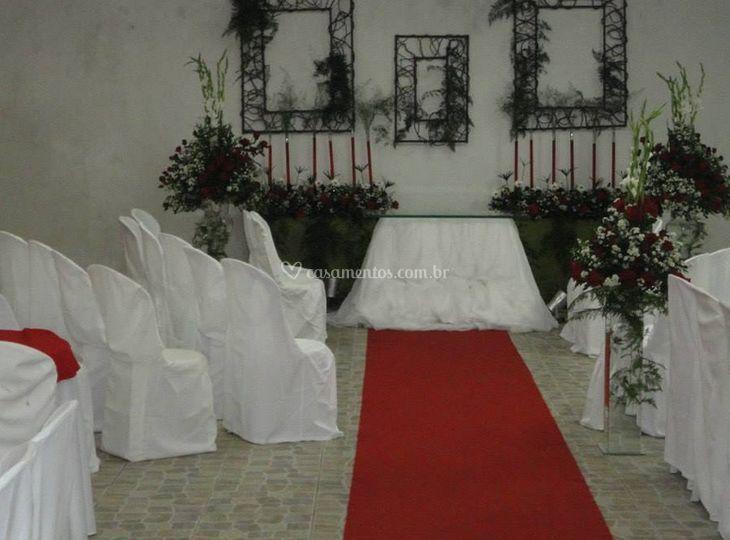 O cerimonial