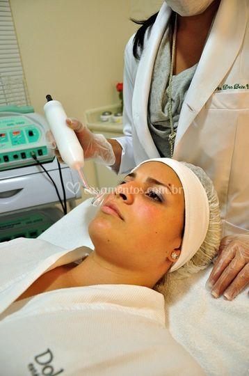 Higienização da Pele