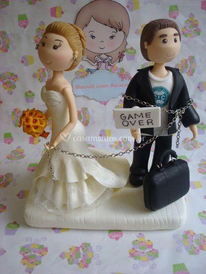 Personalizado pela noiva