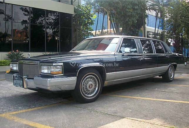 Cadillac Limusine