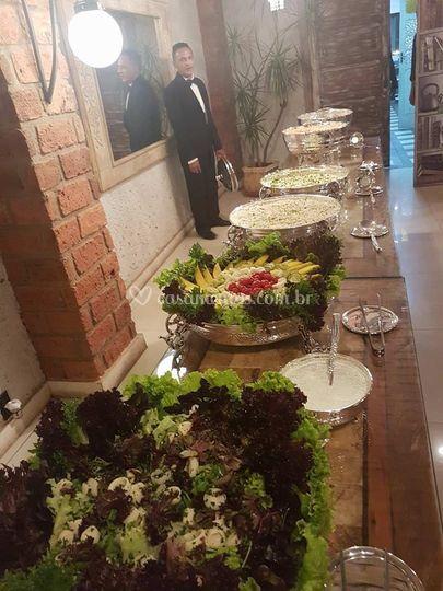 Jantar spazio villa regia